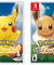 Pokemon: Let's Go, Pikachu!/Pokemon: Let's Go, Eevee!