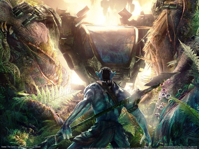 CRACK (кряк) для игры Avatar: The game.
