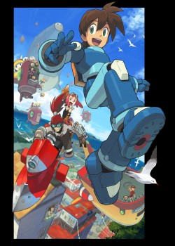 Mega Man Legends 3 (Отменена)