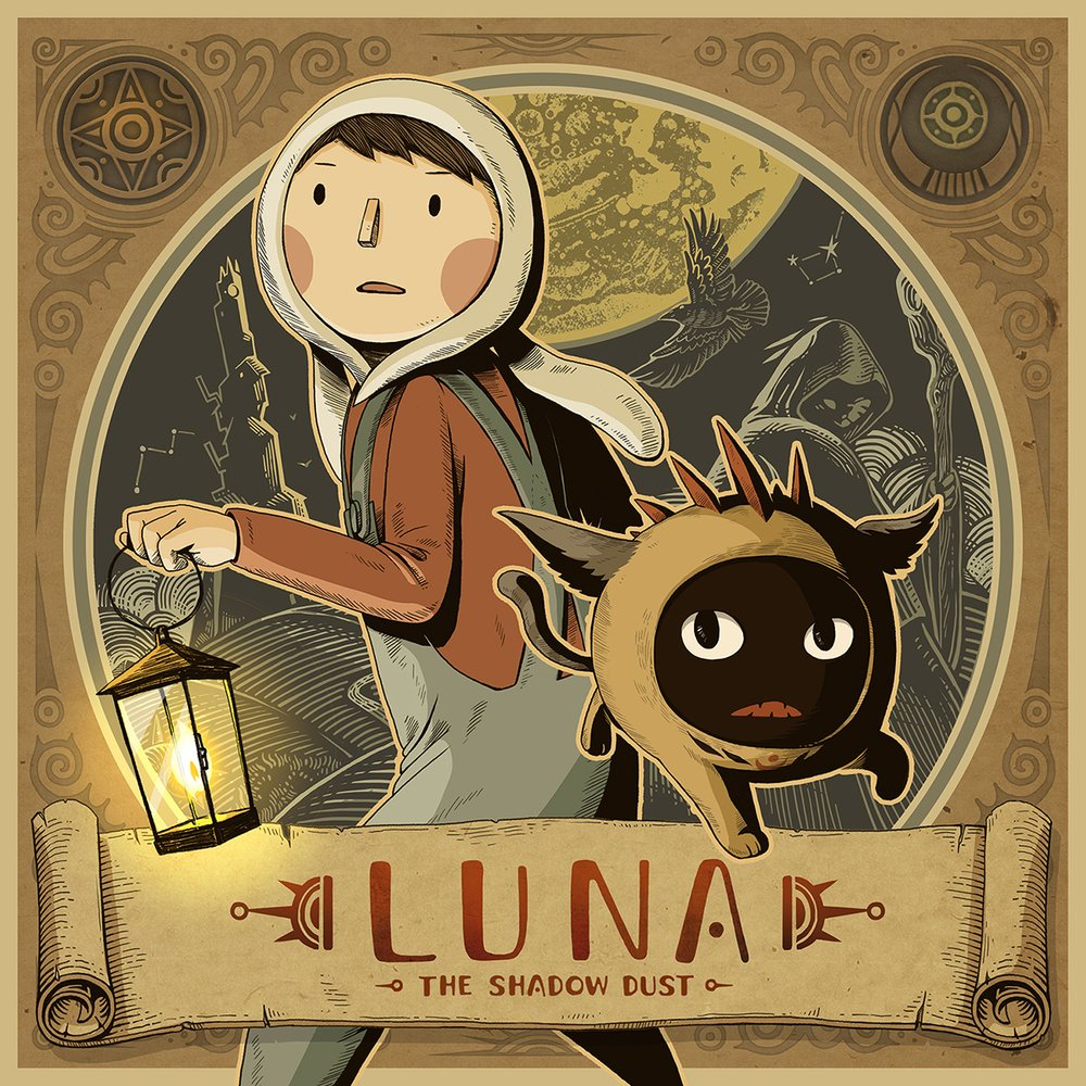 Luna - The Shadow Dust