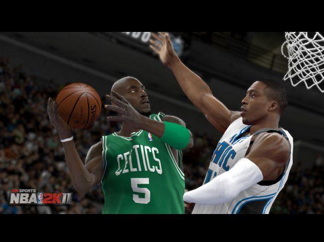 Скриншот из игры NBA 2K11 под номером 31. Перейти на официальный сайт игры