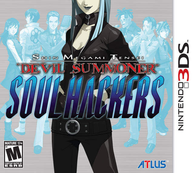 Shin Megami Tensei: Devil Summoner — Soul Hackers