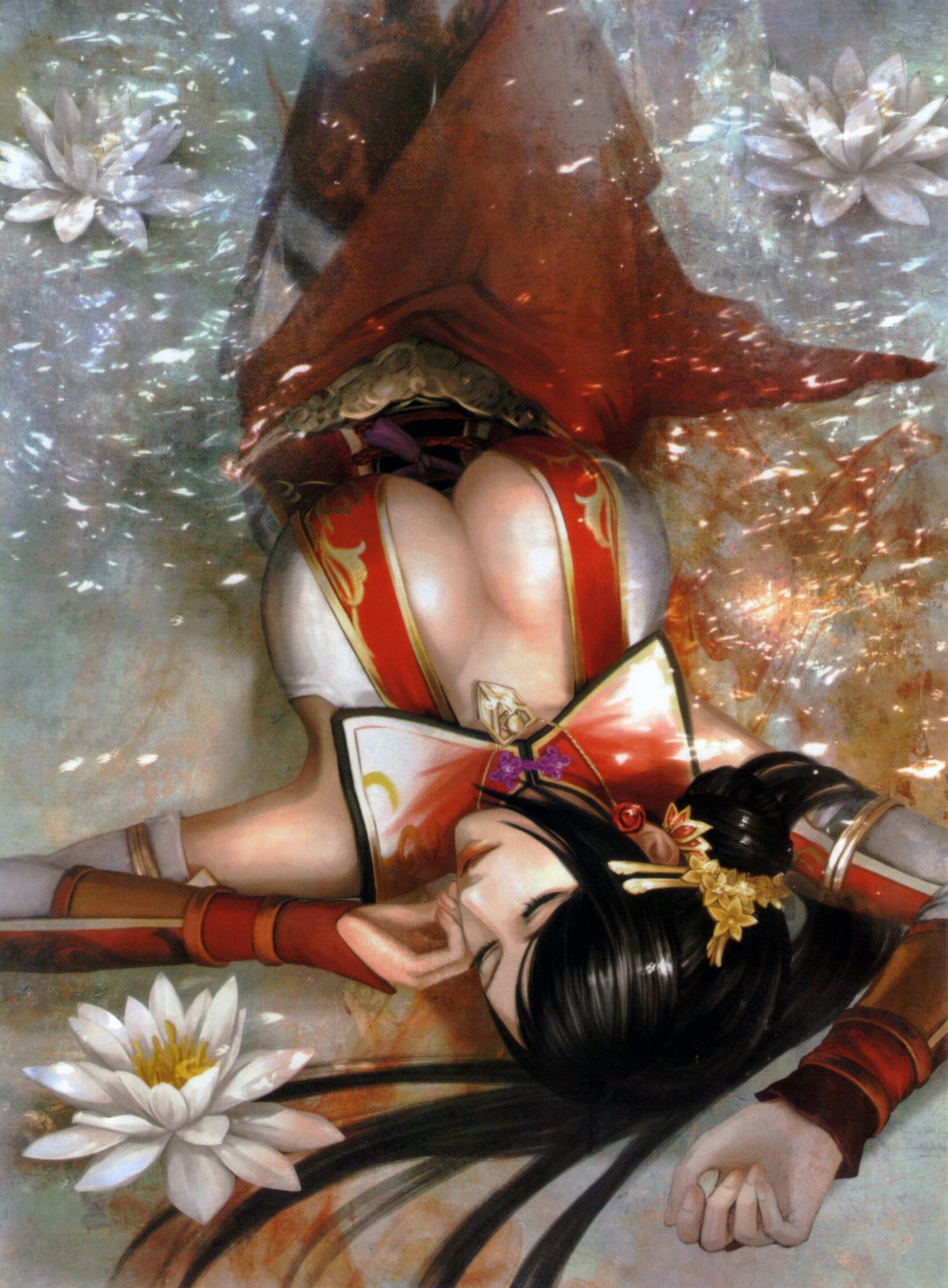 Dynasty warriors erotic adult pic