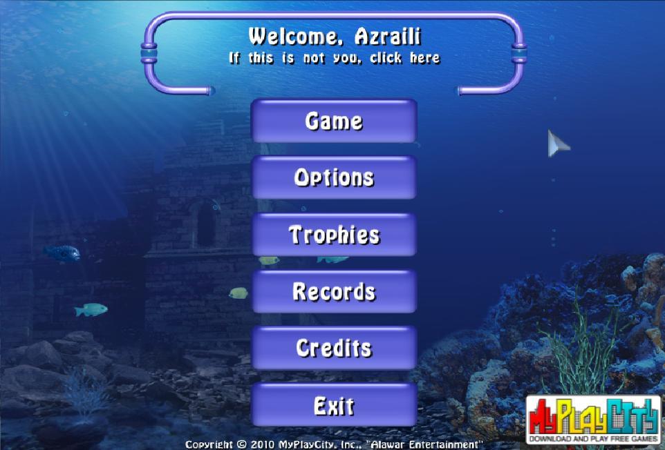 Sprill. Aqua Adventures / Сприлл. Подводное приключение P RUS (2008) .
