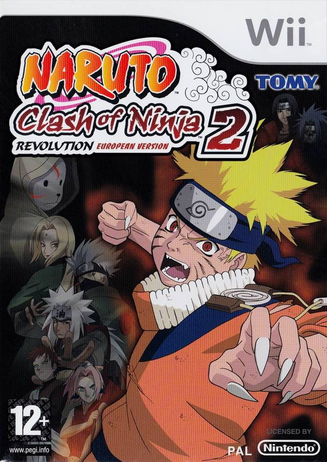 Naruto: Clash of Ninja Revolution 2