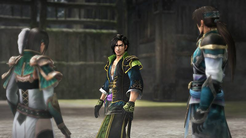Dynasty Warriors 8: Xtreme Legends (Shin Sangoku Musou 7 Moushouden) - скри