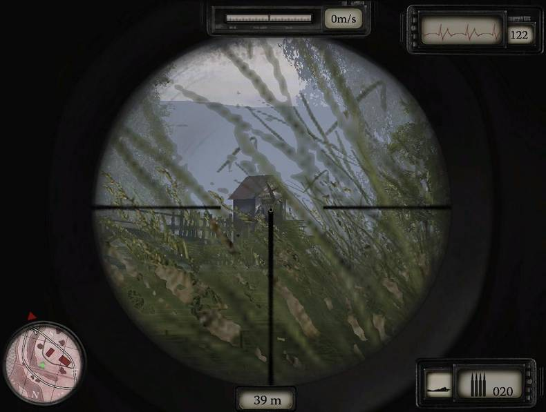 Игра Sniper: Art of Victory (Снайпер. Цена победы) скачать. обно