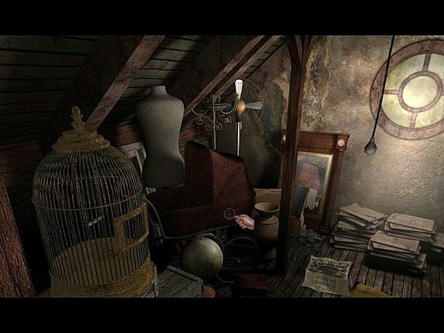 Зеркало Mirror. Скачать игру - Шорох / Scratches (2006/RUS).