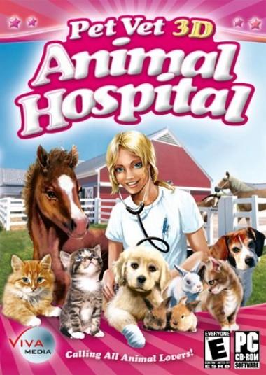 Мои любимцы (Pet Vet 3D: Animal Hospital) (2006). Нажмите, чтобы увеличить