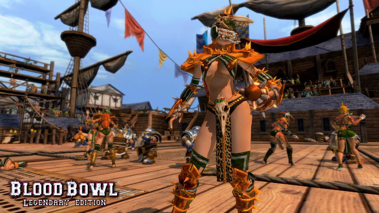 Blood bowl 2 nude porncraft picture