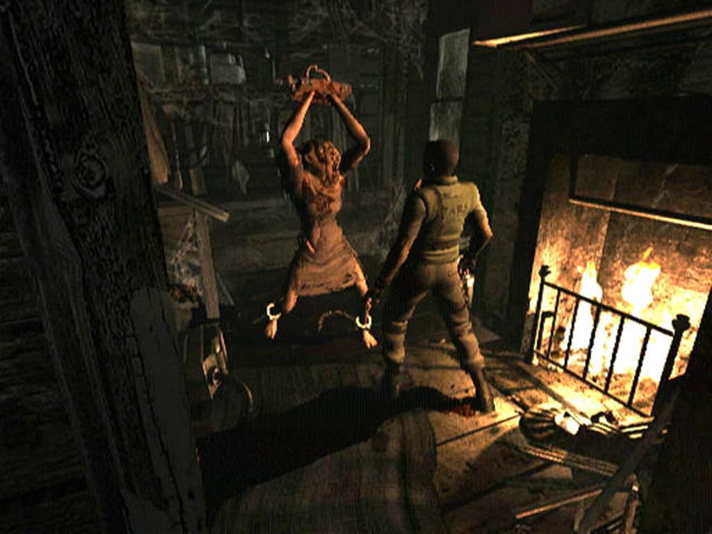 Wii Resident Evil Games
