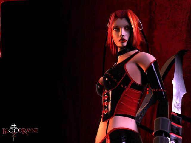 Обои - Игры - Action - Blood Rayne 2. qip.ru. Сортировать по количеству за