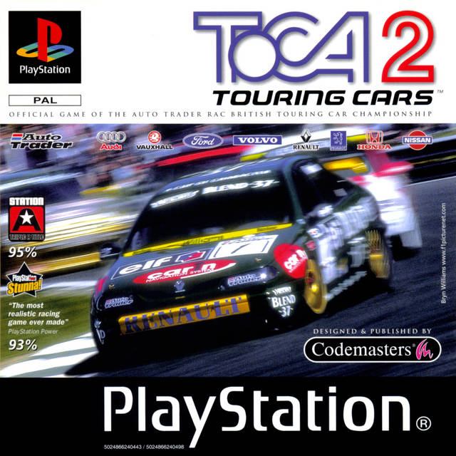TOCA 2 Touring Car Challenge